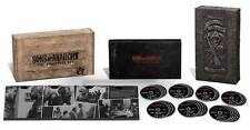 Sons of Anarchy: Seasons 1-6 Collector's Edition (DVD, 19-Disc Set) NEW