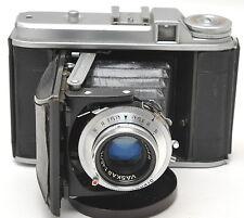 Voigtlander Perkeo I w/Vaskar 4,5 75mm Lens