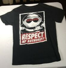 St402 SouthPark T-Shirt Respect My Authority