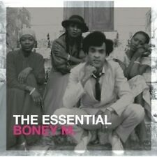 "Boney M. ""The Essential Boney M."" 2 CD NUOVO"