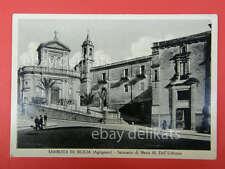 SAMBUCA DI SICILIA Santuario di Maria SS dell' Udienza Agrigento