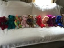 A FABULOUS COLLECTION OF 33 TY BEANIE BUDDY BUDDIES BEARS ANIMALS MWMT WHOLESALE