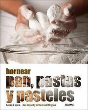 Hornear pan, pastas y pasteles (Spanish Edition)-ExLibrary
