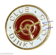 PIN'S jouets anciens voitures Club DINKY TOYS badge emblème logo auto pins NEUF