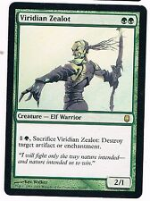 MTG. Magic the Gathering. Viridian Zealot. NM Darksteel