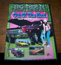 O.G. Rider Presents: OUT OF THE HOOD (DVD, 2011) New/Sealed!