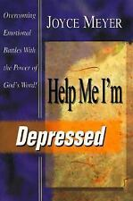 Help Me, I'm Depressed  a Christian paperback depression book by Joyce Meyer