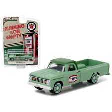 Greenlight 1967 Dodge D-100 Texaco Pick Up Truck 1:64 Green 41010C