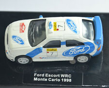 JUHA KANKKUNEN FORD ESCORT WRC RALLY MONTE CARLO 1998 Widea Scale 1/87 HO BOXED