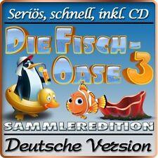 Die Fisch-Oase 3 Sammleredition - PC-Spiel - Fishdom 3 Deluxe