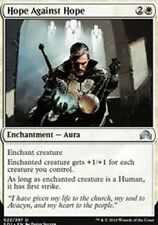 Hope Against Hope  X4 NM Shadows Over Innistrad MTG Card White Uncommon