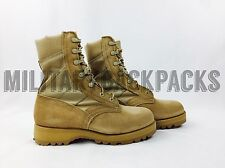 New Military Combat Boots by Altama Army Desert Hunting Size 5.5 Mens Women's