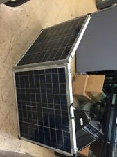 100W Folding Foldable Solar Panel Off Grid Camping pv panel