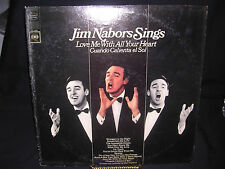 Jim Nabors Sings Love Me With All Your Heart Cuando Calienta el Sol G+/G+