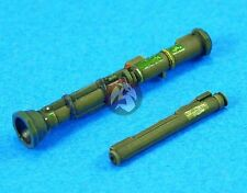 Legend 1/35 AT4 & M72 LAW Anti-Tank Weapon Set (5 pcs each with Decals) LF1197