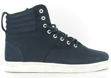 SKATE SCHUHE KR3W Low Boots blue leather US 11 / EUR 45