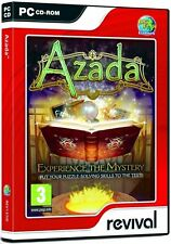 Azada (PC CD) BRAND NEW SEALED