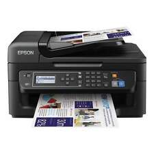 Stampante Epson WORKFORCE WF-2630WF Stampa e Scansiona a Colori con FAX e Wifi