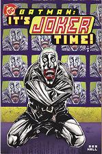 BATMAN: IT'S JOKER TIME 1 - JOKER APP (MODERN AGE 2000) - 9.0