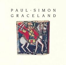 Paul Simon Graceland (1986) [CD]