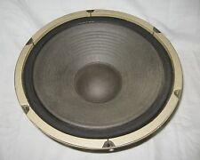 """Vintage PIONEER 12"""" INCH WOOFER 30-25F-3 from CS 77 Speaker"""