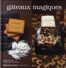 Gâteaux magiques Guidoum  Nadjette   Japy  David Occasion Livre