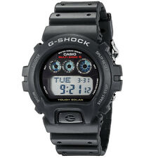 Casio Men's G-Shock GW6900-1 Tough Solar Digital Sport Watch Black