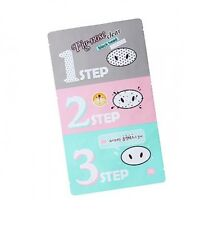 HOLIKA HOLIKA Pig Nose Clear Backhead 3-StepKit Pore control removing Tightening