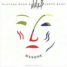 Manfred Mann, Manfred Mann's Earth Band - Masque [New CD]