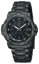 Luminox 7252.BO Women's Modern Mariner Black IP Stainless Steel Black Dial