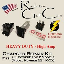 Battery Charger Repair Kit, For Club Car 48 Volt (PowerDrive2 #22110)