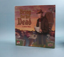 Ginger Ale Games, Bring Out Yer Dead Board Game (Dmg Front of Box) Upper Deck