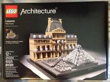 LEGO 21024 Architecture Louvre Paris, France New Sealed Free Shipping!!
