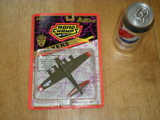 WW#2, USA, B-17 FLYING FORTRESS BOMBER PLANE,ROAD CHAMPS DIECAST TOY,Scale 1:144
