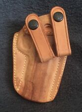GALCO ROYAL GUARD RG266 Inside the Pant IWB Holster Natural Horsehide RIGHT HAND