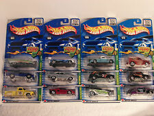 2002 Hotwheels HW Treasure Hunt TH set with Factory Sealed 2002 Set Sticker 12