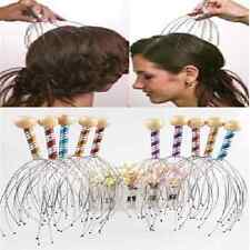 Useful Dazzle Color Head Neck Octopus Scalp Massager Massage Stress Relax Tool