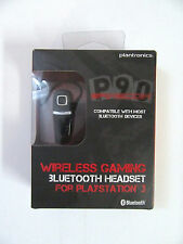 Plantronics GameCom P90 Ear-Hook Playstation 3 gaming Headset NEW In Sealed Box