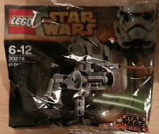 LEGO STAR WARS POLYBAG 30274 AT-DP VAISSEAU NEUF SET POLYBAG REBELS
