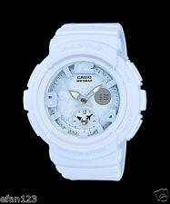 BGA-190BC-2B Blue Casio Baby-G Ladies Watches Analog Digital Neon Resin New