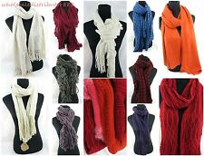 Lot of 5 wholesale scarves winter fall fashion scarf neck warmer