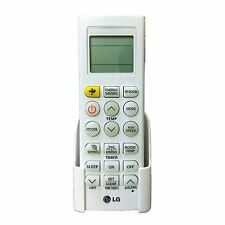 LG AC REMOTE CONTROL ORIGINAL *Free Super Qlty Imported Remote Cover