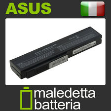 Batteria POTENZIATA 5200mAh SOSTITUISCE Asus A32N61 A32-N61 A32X64 A32-X64