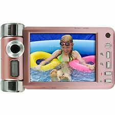 "NEW Vistaquest VQ-DV8 DV Video Camcorder PINK Digital Camera 8-Megapixel 3"" LCD"