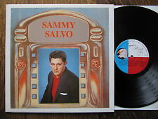 Sammy Salvo Here I go again D Re '91 Eagle Records top condition Vinyl LP clean