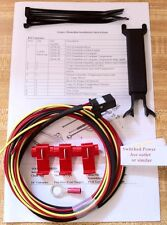Gentex GNTX 313/453 Homelink or HL Compass Mirror Wiring Kit w/short wire cover