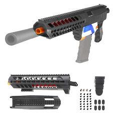 Worker MOD SIG SAUER MCX Dark Body Cover Pump Kit for Nerf RETALIATOR Modify Toy