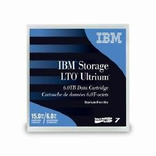 IBM 38L7302 LTO7 ULTRIUM 6TB 15TB TAPES LTO-7 IBM WARRANTY 5 PACK NEW