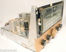 vintage * SCOTT RADIO  part:  Untested TUNER CHASSIS model 510 w/ all 9 tubes
