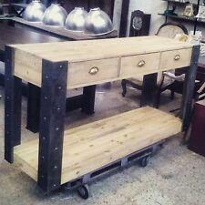 table de coupe console table de drapier  desserte bois massif over blog